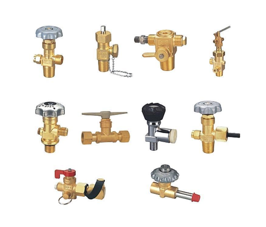 gas-cylinders-valve